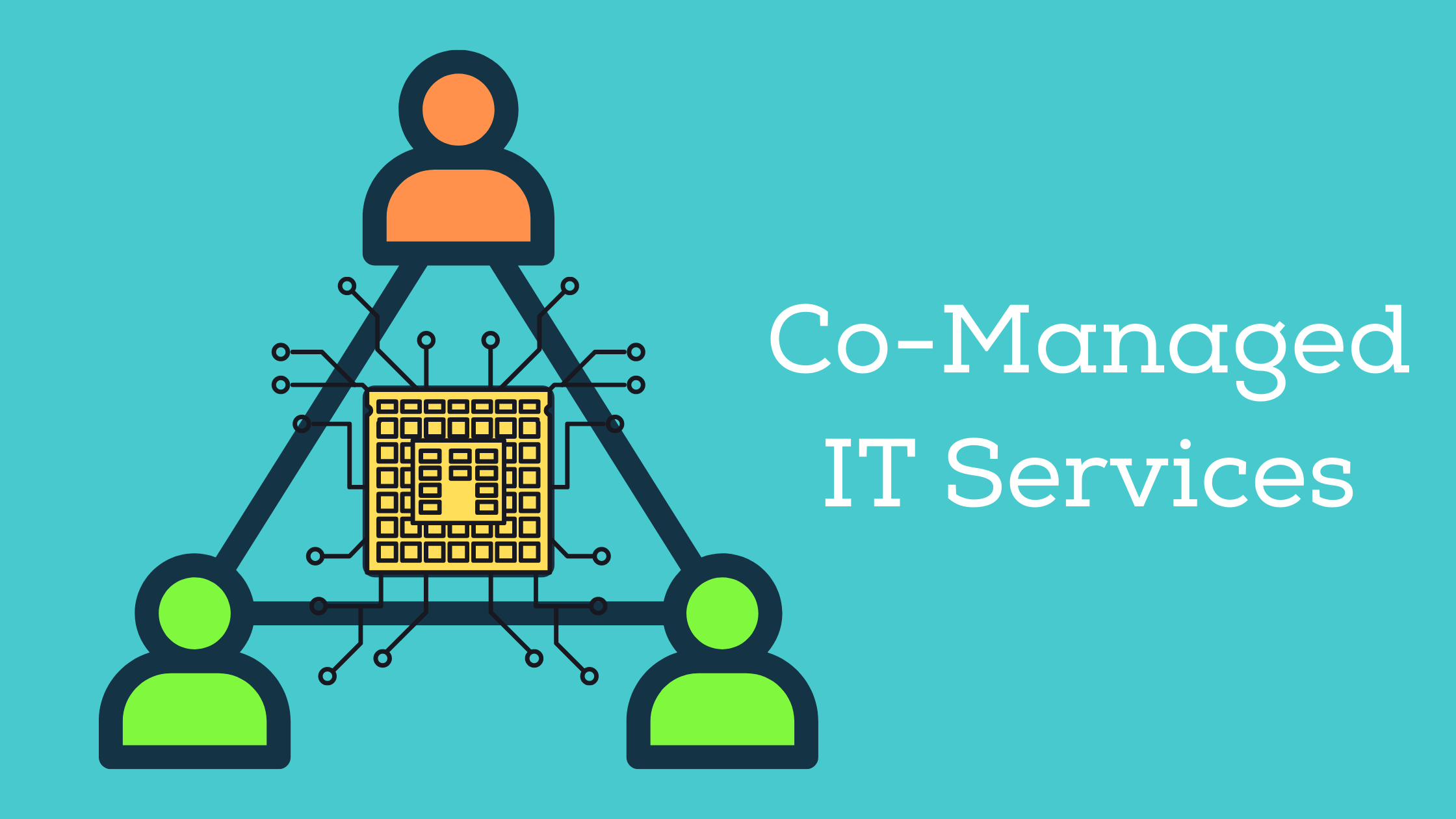 How does Co-Managed IT services work in New York?