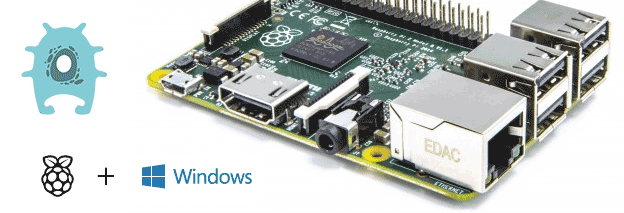 Raspberry Pi 2 + Windows 10